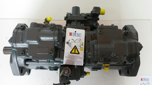 Kawasaki K3V112DT Hydraulic Pump